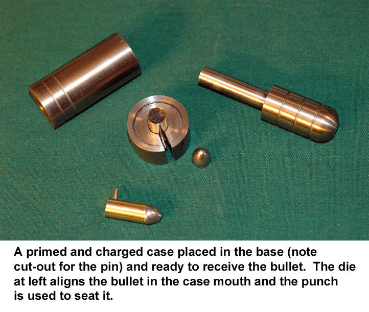 shooting a pinfire revolver